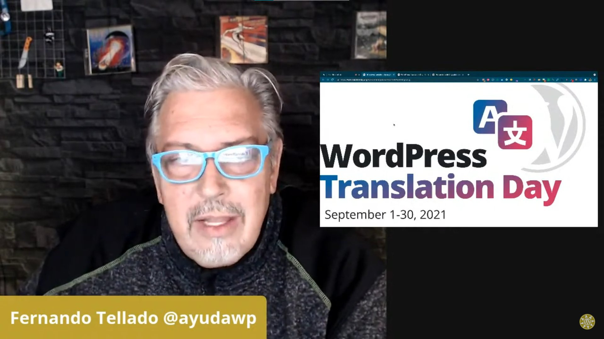 [Blog] Meetup sobre el WordPress Translation Day por Fernando Tellado